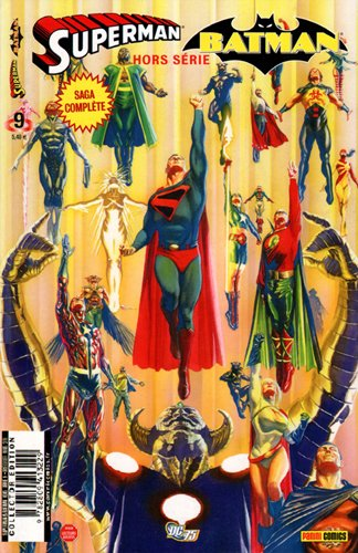Superman Batman, Tome 9 :