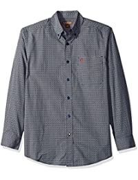 Ariat Men's Classic Fit Short Sleeve Button Down Shirt