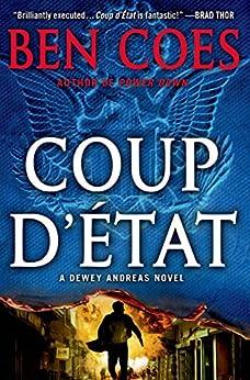 Coup d'Etat: A Dewey Andreas Novel (English Edition)