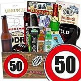 MännerGeschenke | Männer Geschenkbox | Geburtstag 50 | Geschenk Set Papa