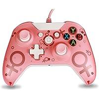 Wired Controller Xbox One Gamepad per Giochi USB Cablato Joypad Joystick di Gioco Microsoft Windows 7/8/10 Joystick per…
