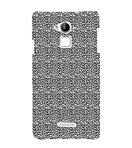 Fiobs Designer Phone Back Case Cover Coolpad Note 3 ( White Tiger Print )