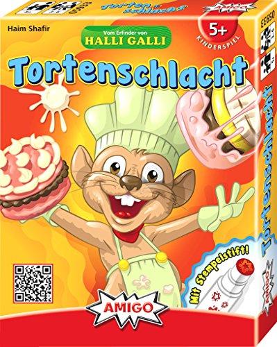 AMIGO Spiel + Freizeit 05933 - Tortenschlacht...