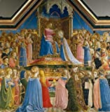 Fra Angelico - The Coronation of The Virgin by Fra Angelico