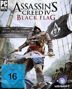Assassin's Creed IV: Black Flag - Digital Deluxe [PC ...