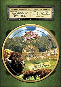 True-Life Adventures 2: Lands of Exploration [DVD] [2006] [Region 1] [US Import] [NTSC]