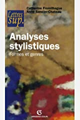 Analyses stylistiques: Formes et genres Broché