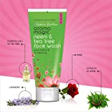 Aroma Magic Neem Face Wash, 100ml (Pack of 4)