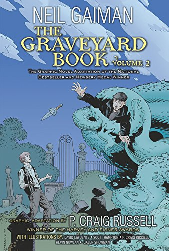 The Graveyard book: 2