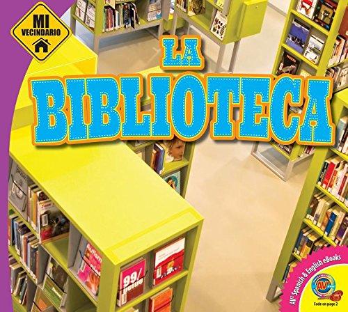 La Biblioteca (Mi Vecindario) por Aaron Carr