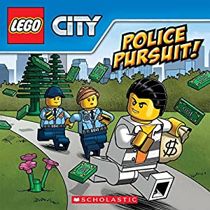 Police Pursuit!  LEGO