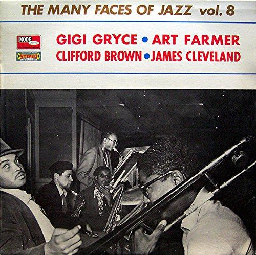 The Many Faces Of Jazz Vol. 8 [Vinyl LP]