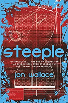 Steeple (Kenstibec Book 2) by [Wallace, Jon]
