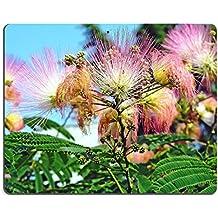 luxlady Gaming Mousepad Bild-ID: 23479505Schöne exotische Blumen Seidenbaum