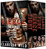 Fierce Series - Boxed Set  (New Adult Alpha Fighter Romance)
