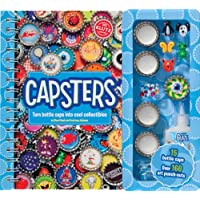 Capsters: Turn Bottle Caps into Cool