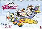 Diddl (Wandkalender 2017 DIN A4 quer): Das ideale Geschenk für große und kleine Fans (Monatskalender, 14 Seiten ) (CALVENDO Spass)