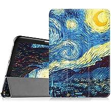 Fintie Samsung Galaxy Tab S2 8.0 Funda - Slim Fit Smart Funda Carcasa con Stand Función y Imán Incorporado para el Sueño/Estela para Samsung Galaxy Tab S2 8.0 pulgadas (Starry Night)
