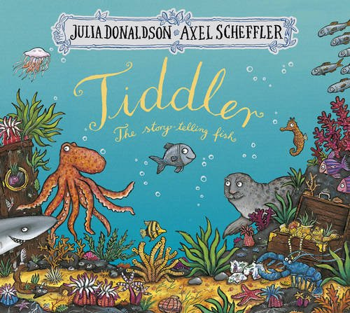 Tiddler : the story-telling fish