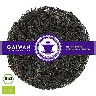 "N° 1115: Thé noir bio ""Earl Grey Darjeeling"" - feuilles de thé issu de l'agriculture biologique - GAIWAN® GERMANY - thé noir d'Inde"