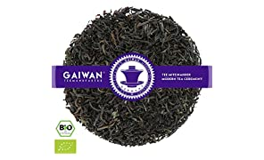 """Núm. 1115: Té negro orgánico """"Earl Grey Darjeeling"""" - hojas sueltas ecológico - 250 g - GAIWAN® GERMANY - té negro de la India"""