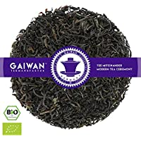 "N° 1115: Tè nero biologique in foglie""Earl Grey Darjeeling"" - 100 g - GAIWAN GERMANY - tè in foglie, tè bio, tè nero dall'India"