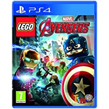 Lego Marvel Avengers (PS4) (New)