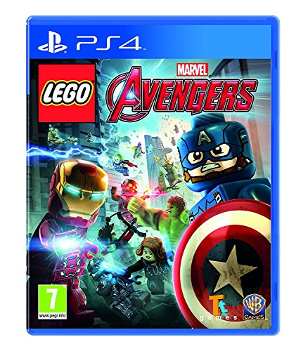 WARNER BROS PS4 LEGO MARVEL AVENGERS VERSIONE EURO