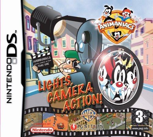 Animaniacs: Lights, Camera, Action