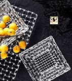 #2: PRAX SNACK SERVING SET (BOWLS & TRAY ) 3 PIECES