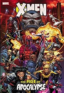 X-Men: Age of Apocalypse Omnibus (New Printing) (0785195092) | Amazon price tracker / tracking, Amazon price history charts, Amazon price watches, Amazon price drop alerts