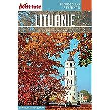 LITUANIE 2017 Carnet Petit Futé