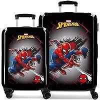 Marvel Spiderman Red Valise Trolley Cabine