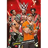 World Wrestling Official 2017 A3 Calendar