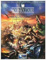 Loup Solitaire - jeu de rôle - Le Grimoire du Magnamund