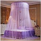 Moustiquaire, ciel de lit Abri pour filles enfants (Petite princesse)