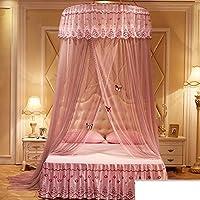 Mosquitero cama con dosel - cúpula de encaje ropa de cama de la red-H 135x200cm(53x79inch)