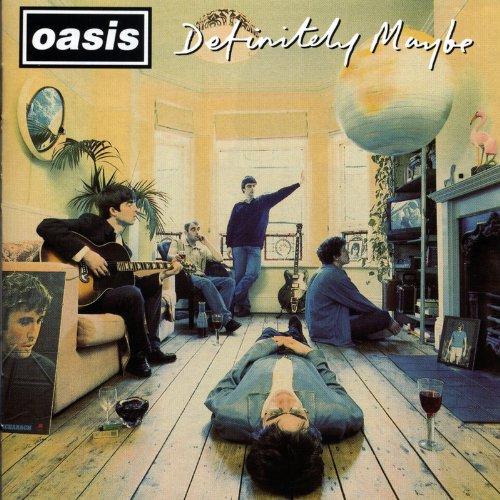 Oasis: Definitely Maybe (Audio CD)