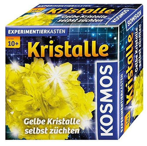 Kosmos 656065 - Gelbe Kristalle selbst züchten -