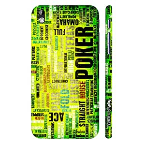 HTC Desire 816 All-In! designer mobile hard shell case by Enthopia