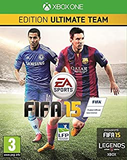 Fifa 15 - édition Ultimate Team (B00KVG2MOA) | Amazon price tracker / tracking, Amazon price history charts, Amazon price watches, Amazon price drop alerts