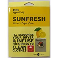 IFB Essentials Sunfresh - All in One - Dryer Care - 1 bag for 15 cycles