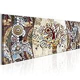 murando Quadro 120x40 cm 1 Pezzo Stampa su Tela in TNT XXL Immagini Moderni Murale Fotografia Grafica Decorazione da Parete Albero Klimt l-A-0006-b-b