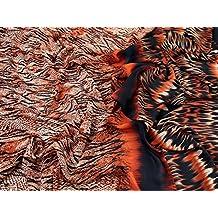 Suchergebnis auf Amazon.de für  chiffon meterware - Orange 708541960e