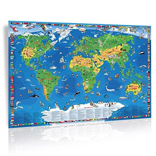 kinder-weltkarte-xxl-135-meter-limitierte-sonder-edition-2017-landkarten-papier-gerollt-matt-antiref