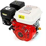 4-takt OHV-benzinemotor, 5,1 kW, 7,5 pk, brandstoftoevoer-modus, staande motor, kartingmotor