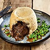 Country Range Frozen Steak and Kidney Pudding Pies - 8x390g