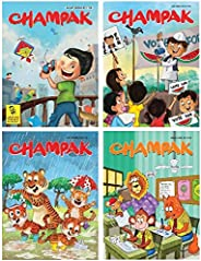 (English) Set of 5 Champak Magazines in English