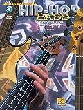 Bass Builder's Hip-Hop Bass (Book & CD): Noten, Bundle, CD, Lehrmaterial, Tabulatur für Bass-Gitarre: 101 Grooves, Riffs, Loops and Beats
