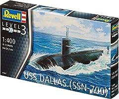 Revell Us Sub Uss Dallas (5067)